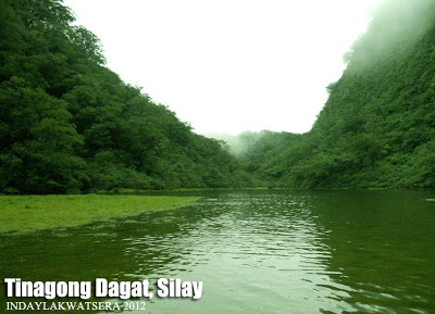 Image result for tinagong dagat patag silay history